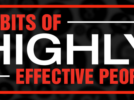 6 Habits of Highly Effective People