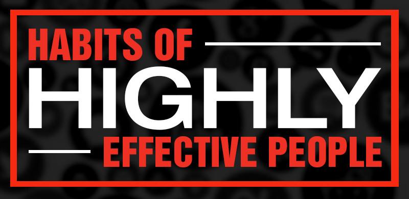 habits of effective people