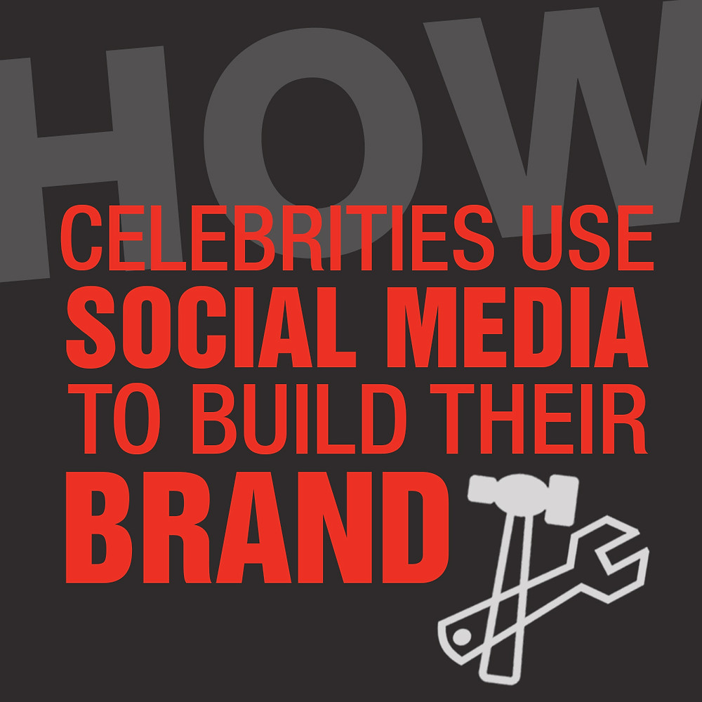 celebrity on social media branding