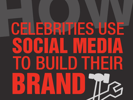 How Celebrities Use Social Media To Build Their Brands