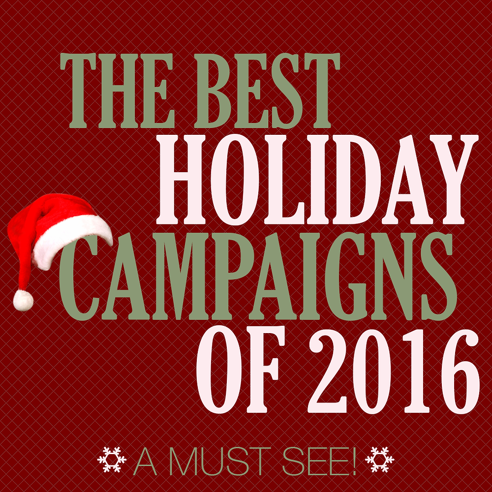social media holiday campaigns 2016
