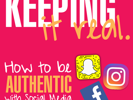 Keeping It Real: How To Be Authentic With Social Media