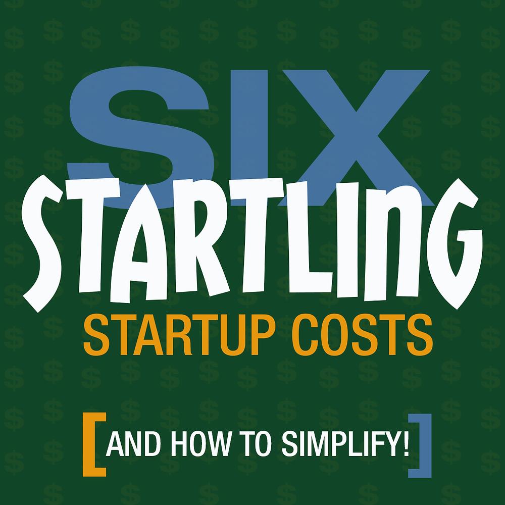 startup costs entrepreneur