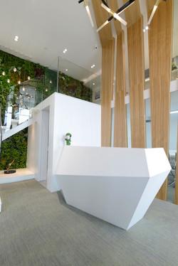 福州宅板辦公室3 Fuzhou Office Model Room 3