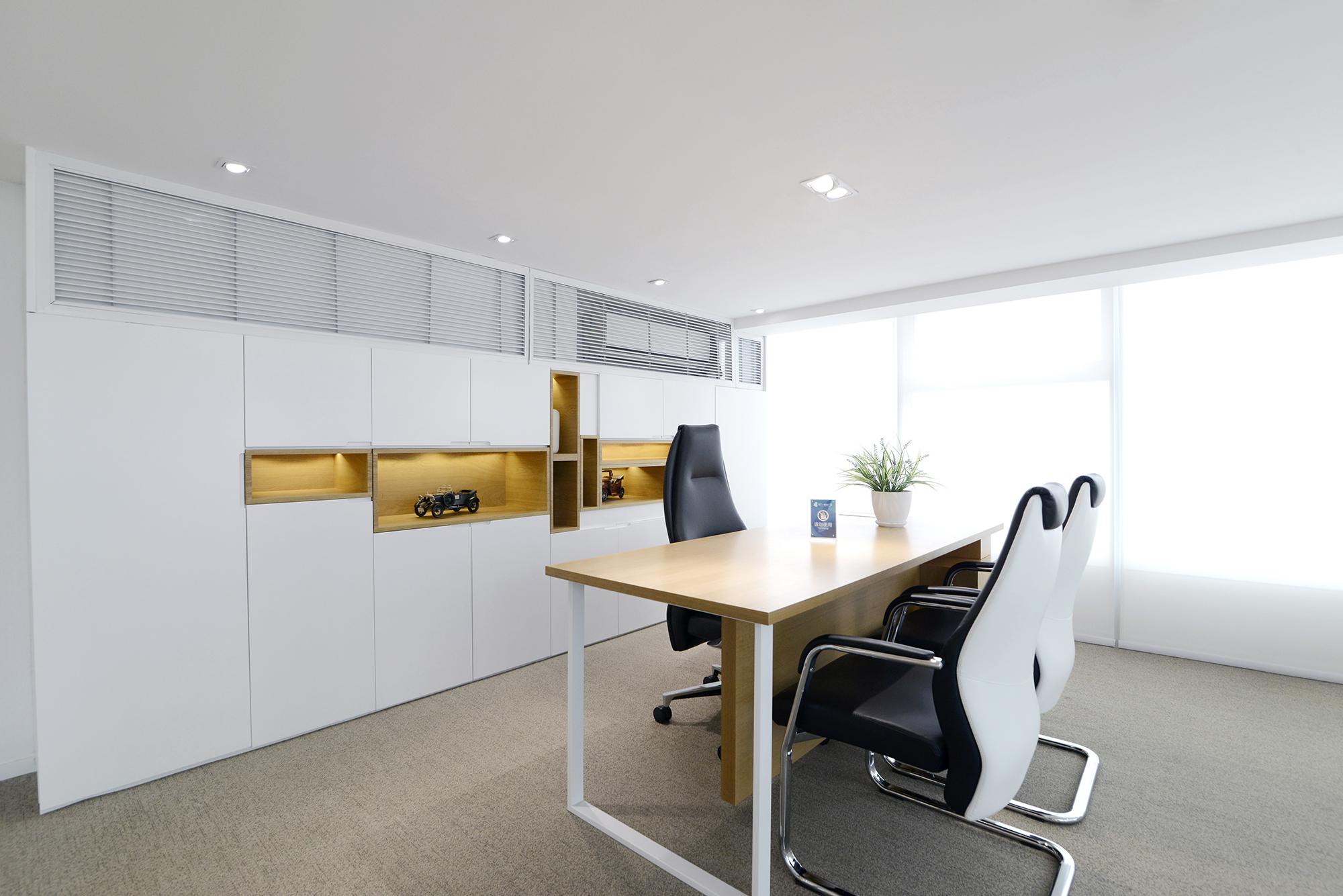 福州宅板辦公室 2 Fuzhou Office Model Room 2