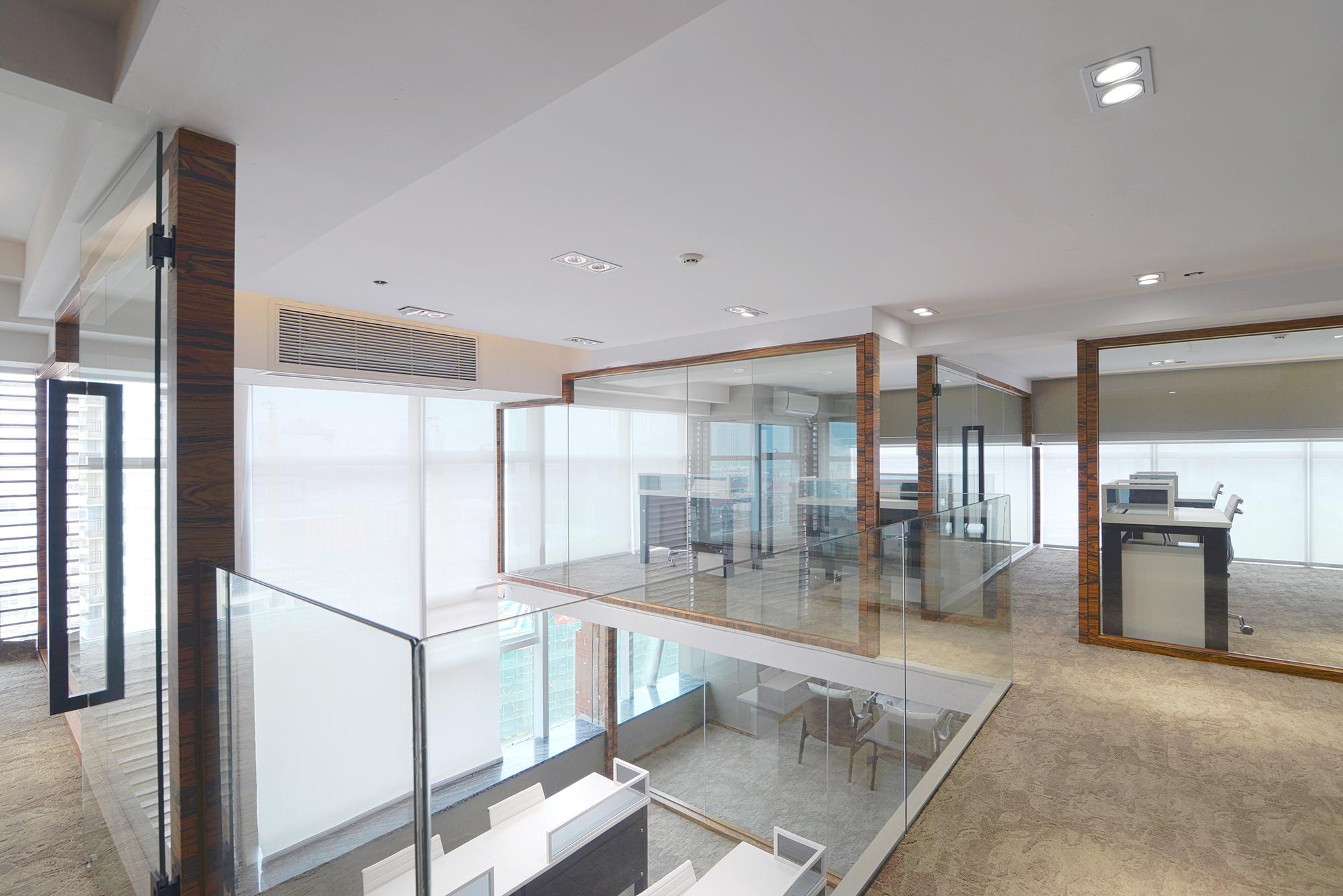 Fuzhou Office Model Room 4