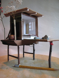 nancy Enkoji Jingu House miniature