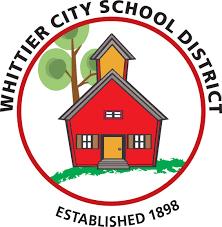 Whittier city School District Logo