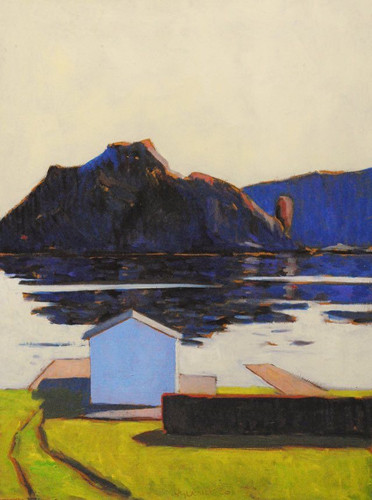 Ned Mot Sjøen II.