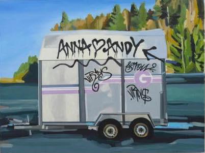 """"""" Anna og Andy"""" T. Skjelland"""
