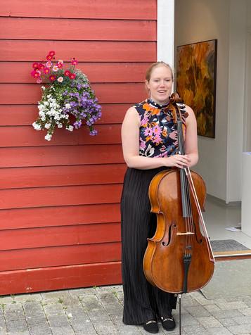 Ragnnhild Sannes forteller om Bach