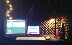 Self recording set up