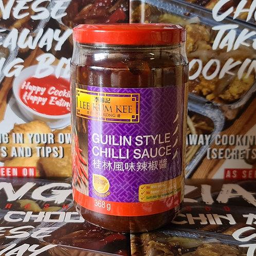 Lee Kum Kee (LKK) Guilin Style Chilli Sauce 368g