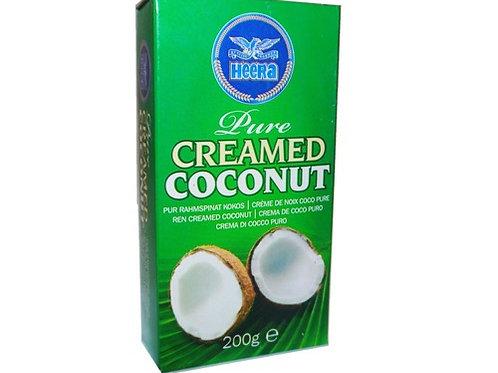 Heera Coconut block 200g