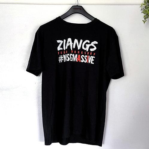 Ziangs #MSGMASSIVE T-Shirt