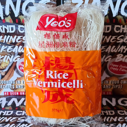 Yeo's Rice Vermicelli (mi fun) 375g