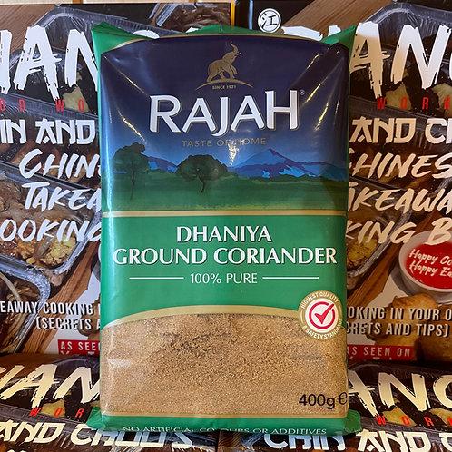 Rajah Coriander Powder 400g (Dhaniya)