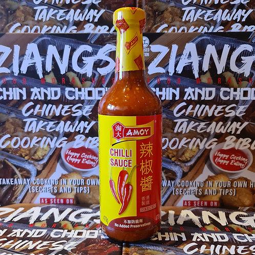 Amoy Chilli Sauce 470g