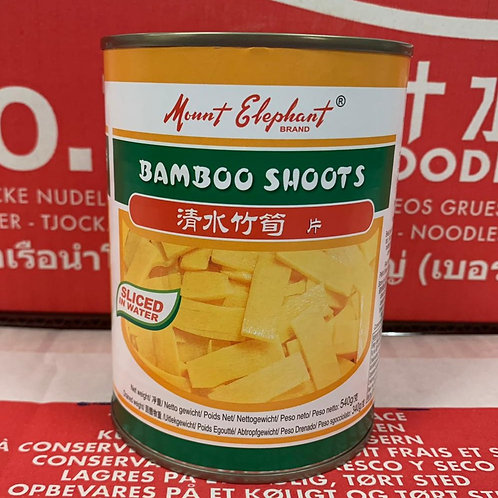 Mount Elephant Bamboo Shoots (Sliced In Water) 540g
