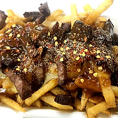Chinese dirty fries
