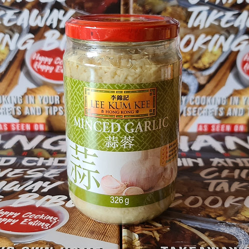 Lee Kum Kee (LKK) Minced Garlic 326g