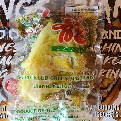 Leng Heng Sour Pickled Green Mustard 350g