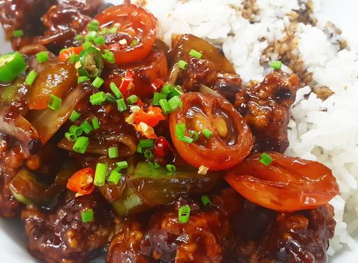 Chinese Crispy Gu Lao Pork Recipe