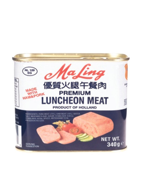 Ma Ling Luncheon Meat 340g