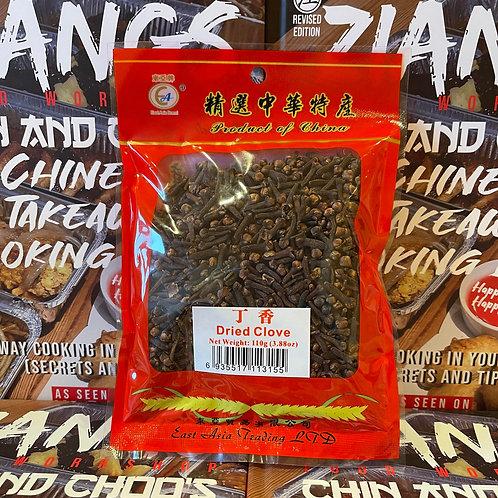 East Asia Brand Cloves 110g