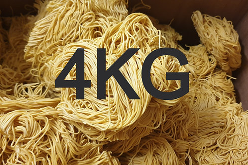 4kg of Lucky Boat Noodles No 2's (vermicelli style)