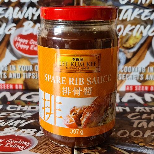 Lee Kum Kee (LKK) Spare Rib Sauce 397g
