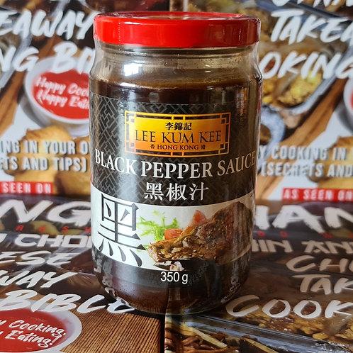 Lee Kum Kee (LKK) Black Pepper Sauce 350g