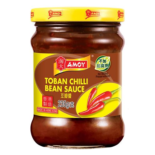 Amoy Toban Chilli Bean Sauce 235G