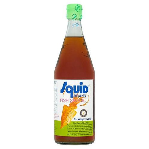 Squid Brand Fish Sauce 725ml
