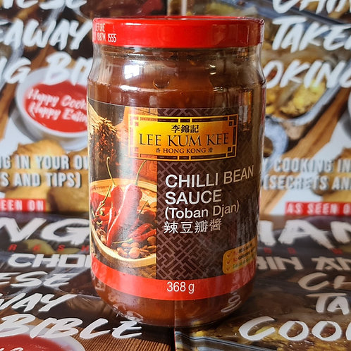 Lee Kum Kee (LKK) Chilli Bean Sauce (Toban Djan) 368g