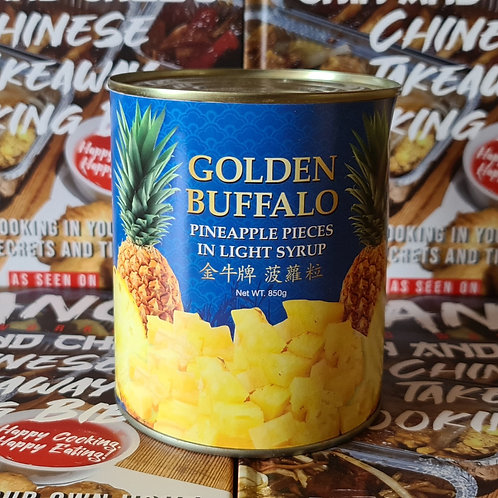Golden Buffalo Pineapple Chunks 850g
