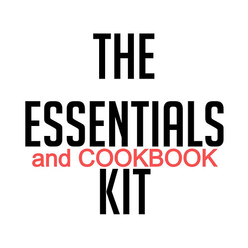 Chinese Takeaway Essential Ingredients Kit and Cookbook