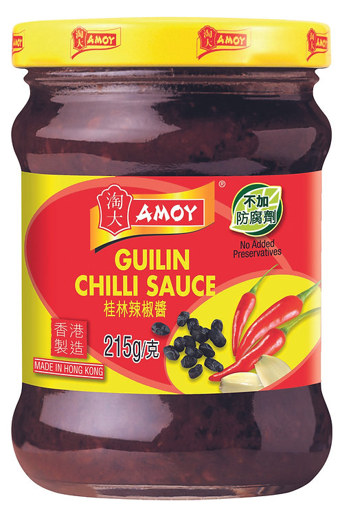 Amoy Guilin Chilli sauce 215g