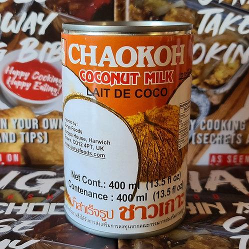 Chaokoh Coconut Milk 400g