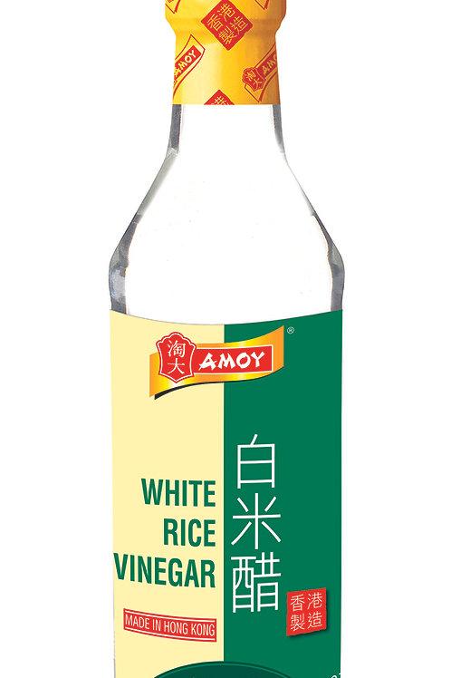 Amoy White Rice Vinegar (5.5%) 500ml
