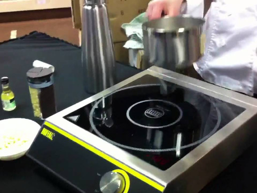 Why you NEED an induction hob?