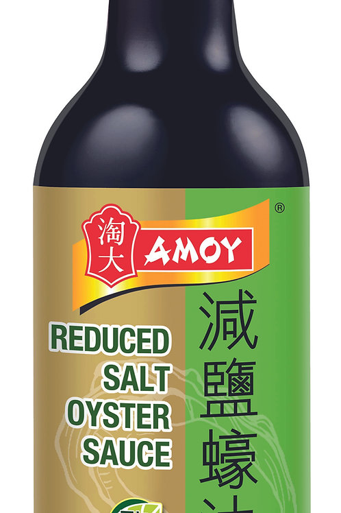 Amoy Reduced Salt Oyster Sauce 555g