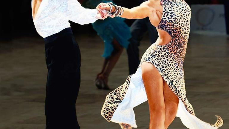 """Бально-спортивные платья «Dancing & Sports» - 2 уровень """"ЛАТИНА"""" (пятница с 14:30 - 18:30)."""