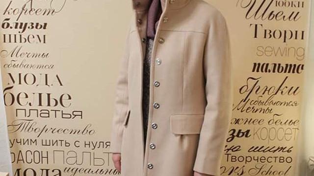 Верхняя Одежда (пальто +) - курс кроя и шитья для новичков (пятница) с 17:00 до 21:00.