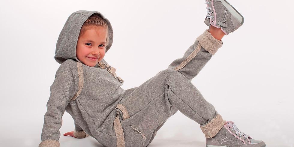 Курс кроя и шитья для ДЕТЕЙ от 7 лет - «Основы Шитья».