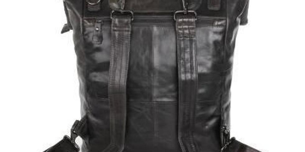 """""""Рюкзак + сумка-трансформер"""" - курс кроя и шитья для новичков."""