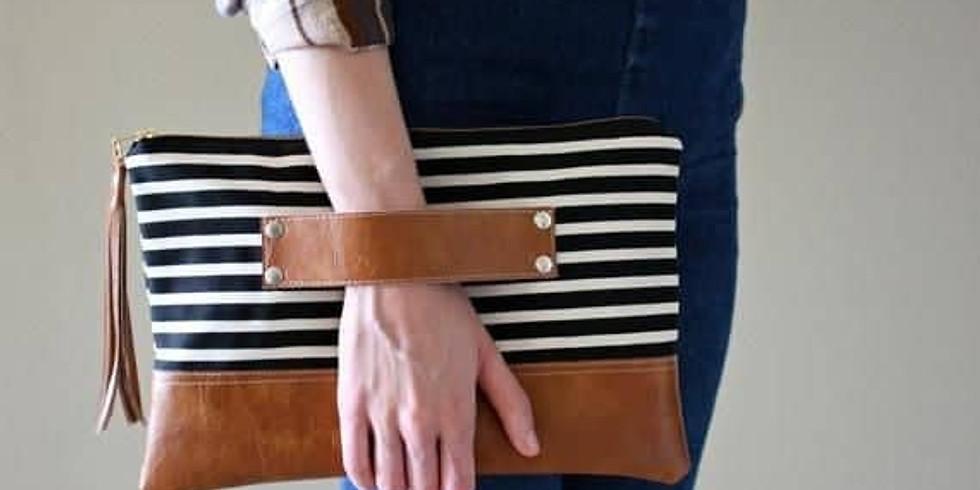 Мастер-класс по пошиву сумок. Тема #1 - КЛАТЧ