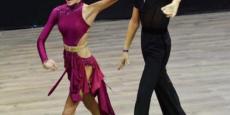 СТАРТ курс кроя и шитья бально-спортивных платьев «Dancing & Sports» - ЛАТИНА (пятница с 10:00 - 14:00).