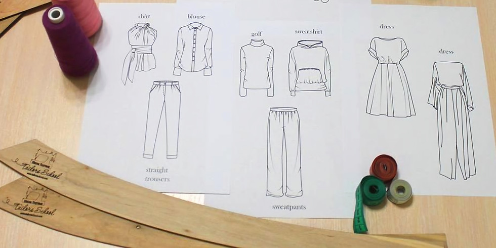 DESIGN AND SEWING CLASS