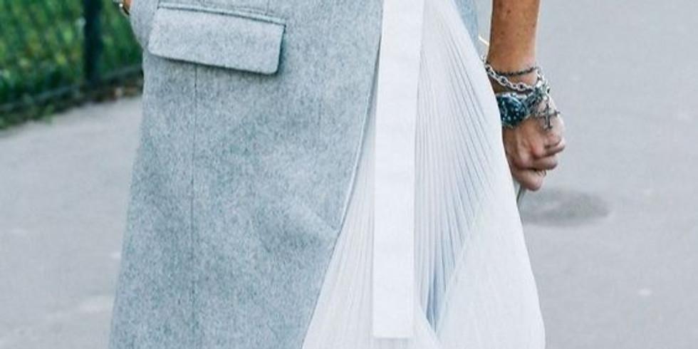 Базовий курс для новачків «Легкий СТАРТ» (жіночій одяг: спідниця, штани, сукня, блуза)